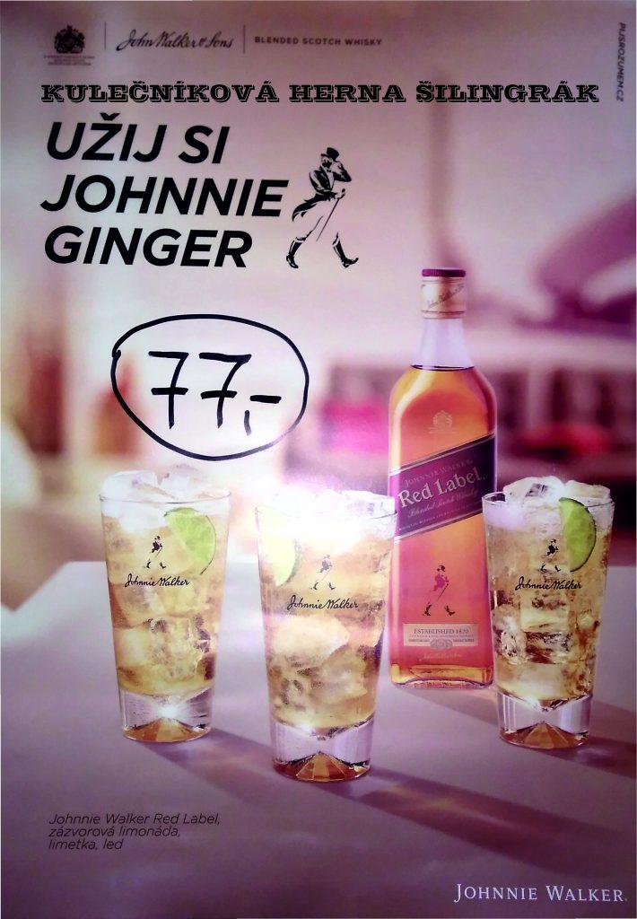 Johnnie Walker Ginger